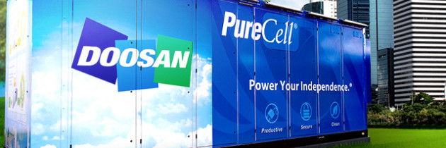 Doosan Fuel Cell Closes Second Deal in Two Weeks with a South Korean Utility